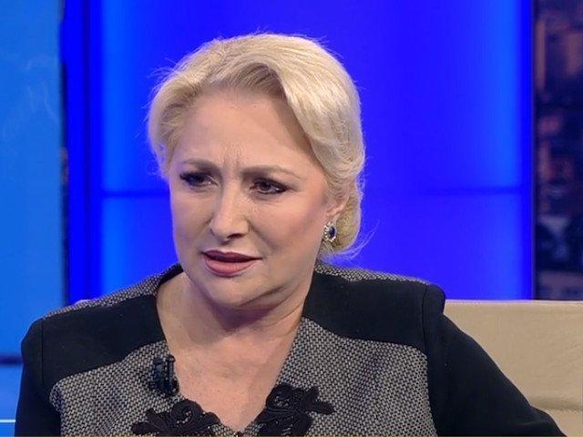 Dancila: Nu o sa plec comisar european, pentru ca nu-mi doresc acest lucru. Este un moment greu si trebuie sa raman alaturi de partid