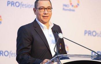 Ponta: PSD face aceleasi greseli si ticalosii ca in 2008. Va pierde catastrofal si alegerile prezidentiale