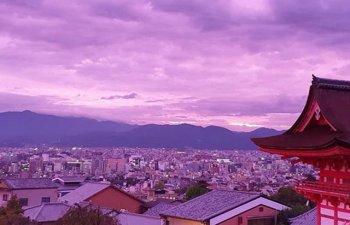 10+ imagini cu cerul din Japonia inainte de taifunul Hagibis. Semne ale dezastrului care a urmat?