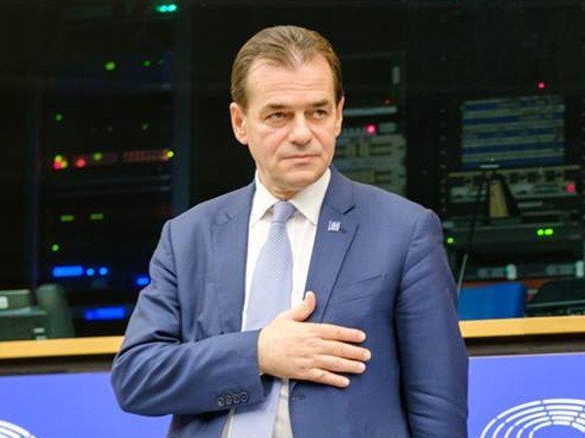 Ludovic Orban este noul prim-ministru al Romaniei