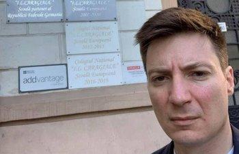 Andrei Caramitru: Job-ul cel mai groaznic din Romania acum: ministru de Finante. Trebuie sa fii nebun sau santajat ca sa accepti