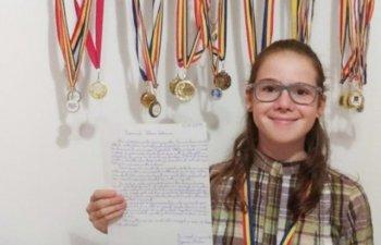 Scrisoarea unei fetite de 11 ani, adresata presedintelui Iohannis: