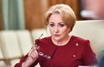 Viorica Dancila: Sper ca noul Guvern sa duca mai departe proiectele destinate salvarii oamenilor