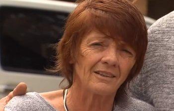 Turista salvata dupa trei zile de cand fusese data disparuta, dupa ce a scris SOS pe pamant