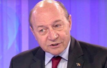 Basescu, despre USR: Au inceput sa erodeze si nu vor putea sa depaseasca PNL
