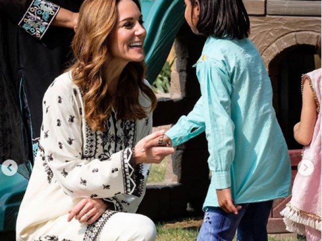 Kate Middleton, mesaj emotionant in prima postare pe Instagram