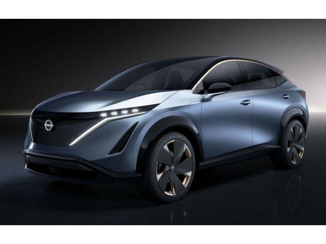 """Nissan prezinta conceptul electric Ariya: doua motoare electrice si o noua directie de design pentru """"era condusului autonom"""""""