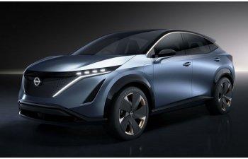 Nissan prezinta conceptul electric Ariya: doua motoare electrice si o noua directie de design pentru