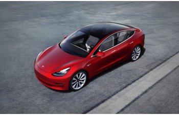 Performanta istorica pentru o masina electrica: Tesla Model 3, locul 11 in topul celor mai inmatriculate modele in Europa in septembrie