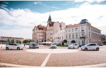 """Primaria Oradea: """"Vom avea 16 statii noi de incarcare pentru masinile electrice in primavara anului viitor"""""""