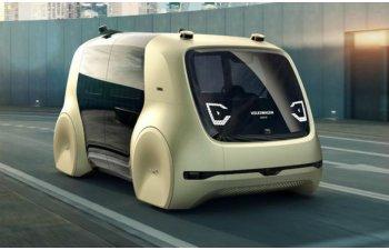 Grupul Volkswagen a fondat o divizie pentru masini autonome: germanii vor sa produca utilitare si taxi-uri autonome din 2025