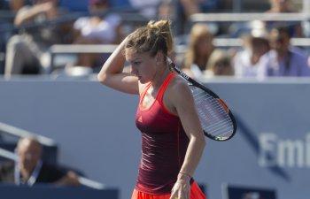 Simona Halep a fost invinsa de Elina Svitolina la Turneul Campioanelor