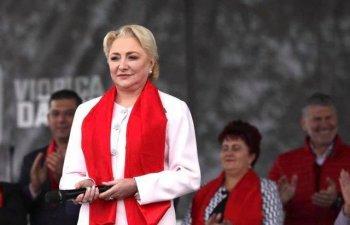 Dancila, intrebata de ce nu se descurca cu engleza: Suntem in Romania, haideti sa fim mandri ca suntem romani