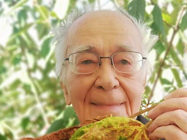 Filosoful Mihai Sora implineste 103 ani