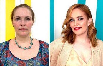 15+ transformari care demonstreaza ca machiajul si schimbarea de stil pot schimba radical pe oricine