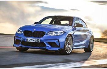 BMW a prezentat noul M2 CS: accesorii de caroserie din fibra de carbon, motor de 3.0 litri cu 450 CP si 4 secunde pentru 0-100 km/h