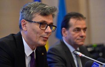 Ministrul Economiei: Subventiile la energie si gaze catre toata populatia Romaniei trebuie sa inceteze