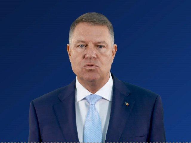 Iohannis: In 2016, absenteismul a adus la putere PSD. Alegeti cu intelepciune, cu gandul la viitorul vostru!/ VIDEO