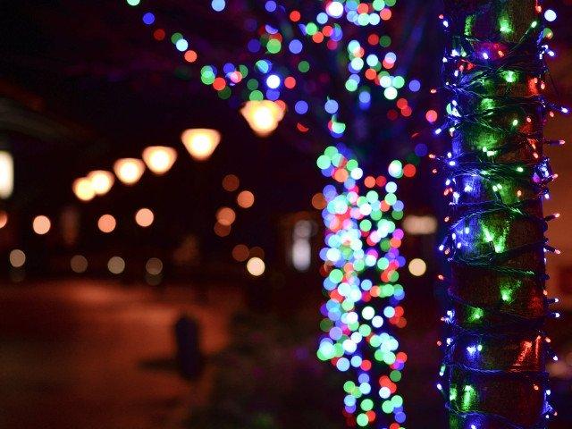 Primaria Giurgiu aloca 100.000 de euro pentru inlocuirea iluminatului de Sarbatori