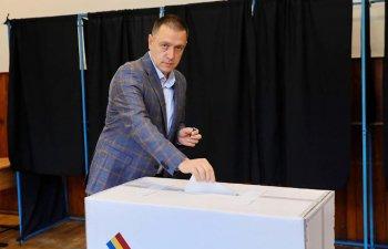 Fifor: Am votat cu gandul la copiii mei, am votat cu gandul la o tara prospera, pentru un viitor mai bun