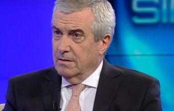 Tariceanu: Asistam la niste alegeri care au fost practic intr-un perfect anonimat, fara campanie electorala