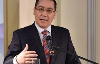 Ponta: Nu voi fi niciodata anti-PSD, dar nu voi accepta sa tac si sa sustin gravele derapaje ale unor lideri lipsiti de educatie