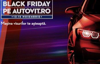 Black Friday 2019, pe autovit.ro: Peste 100 de autoturisme au discount-uri de pana la 40%