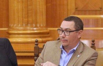 Ponta: Nu voi vota pe lozinca