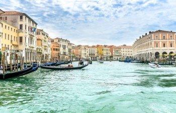 Venetia, inundata in proportie de 70%. Cea mai grava saptamana din ultimii 150 de ani