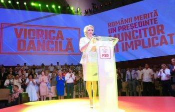Dancila, despre Iohannis: Astazi spune ca trebuie sa dispara PSD-ul, maine va spune ca trebuie sa dispara USR-ul
