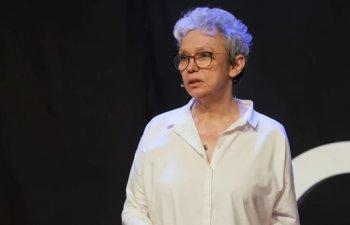 Oana Pellea: Dancila m-a convins din nou si definitiv. Votez Klaus Iohannis