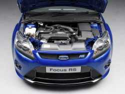 Galerie foto cu regele hothatch-urilor - Ford Focus RS