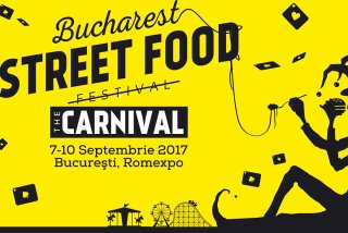 Weekend in Bucuresti. 9-10 septembrie 2017