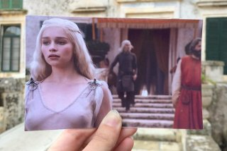 Pe urmele celor mai fascinante scene din Game of Thrones