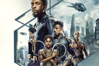 "Razbunatorii au un nou rege: ""Black Panther"" / VIDEO"