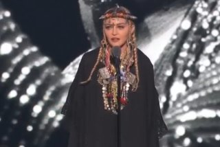 Madonna, criticata pentru omagiul adus Arethei Franklin la gala MTV Video Music Awards/ VIDEO