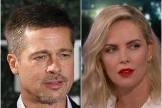 The Sun: Charlize Theron si Brad Pitt, cel mai nou cuplu de la Hollywood