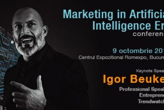 """""""Marketing in Artificial Intelligence Era"""" conference"""