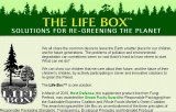 Tree Life Box: Cutia din care rasar copaci