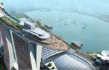 Marina Bay Sands: Piscina din cer