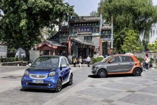 OFICIAL: Noile Smart ForTwo si Smart Forfour - Microrevolutie