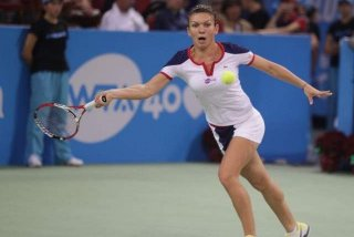 Simona Halep s-a calificat in sferturile China Open