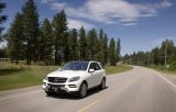 Mercedes ML 350 BlueTEC 4Matic - Test Drive - Arta prestantei