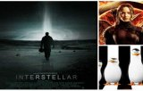 In curand la cinema: Interstellar si The Hunger Games: Mockingjay Part 1 . Ce filme nu trebuie sa ratezi