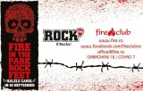 Fire In The Park Rock Fest, eveniment dedicat aniversarii a 15 ani de existenta a Fire Club