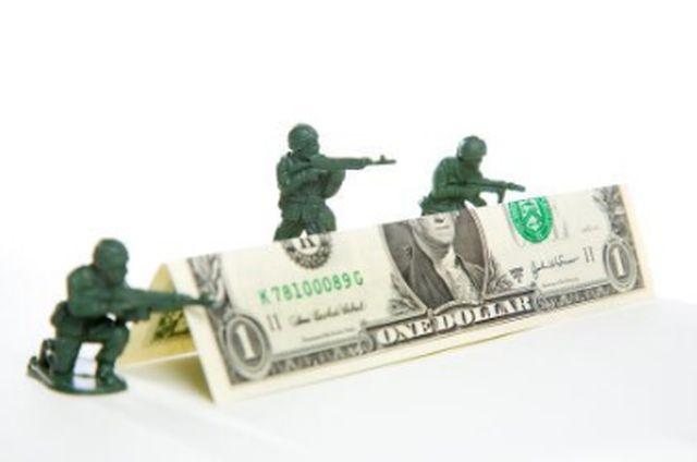Finantarea NATO