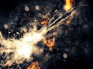 Minciuna: exploziile din...