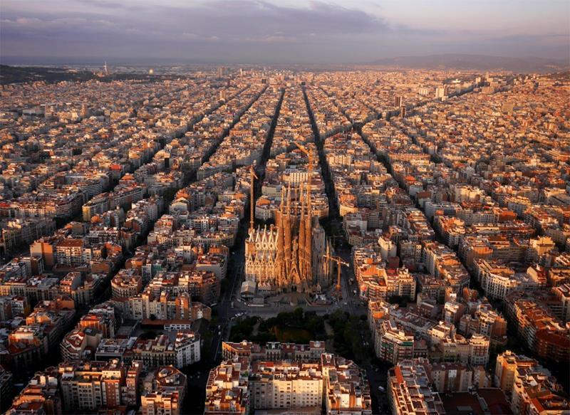 2. Barcelona, Spania