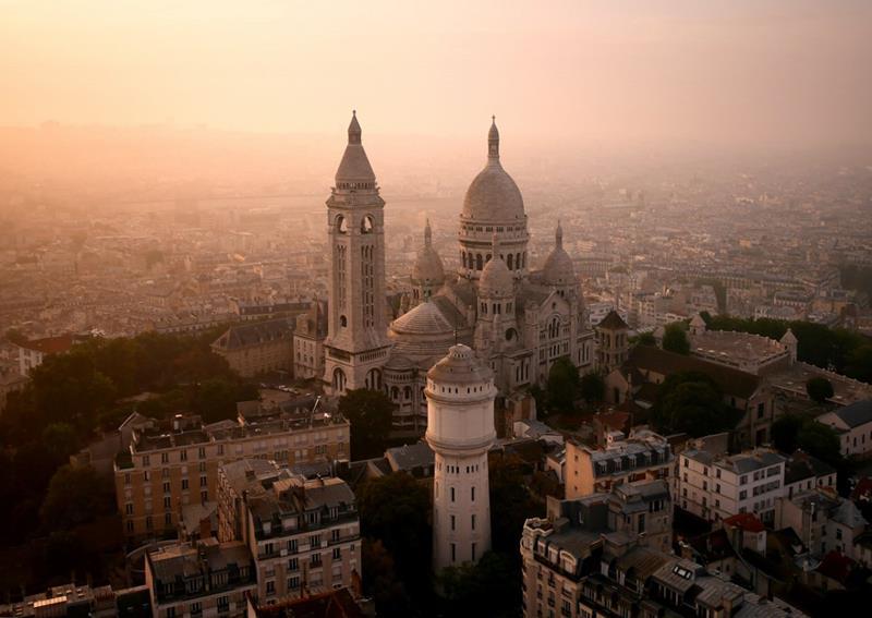 3. Sacre-Cśur, Paris, Franta