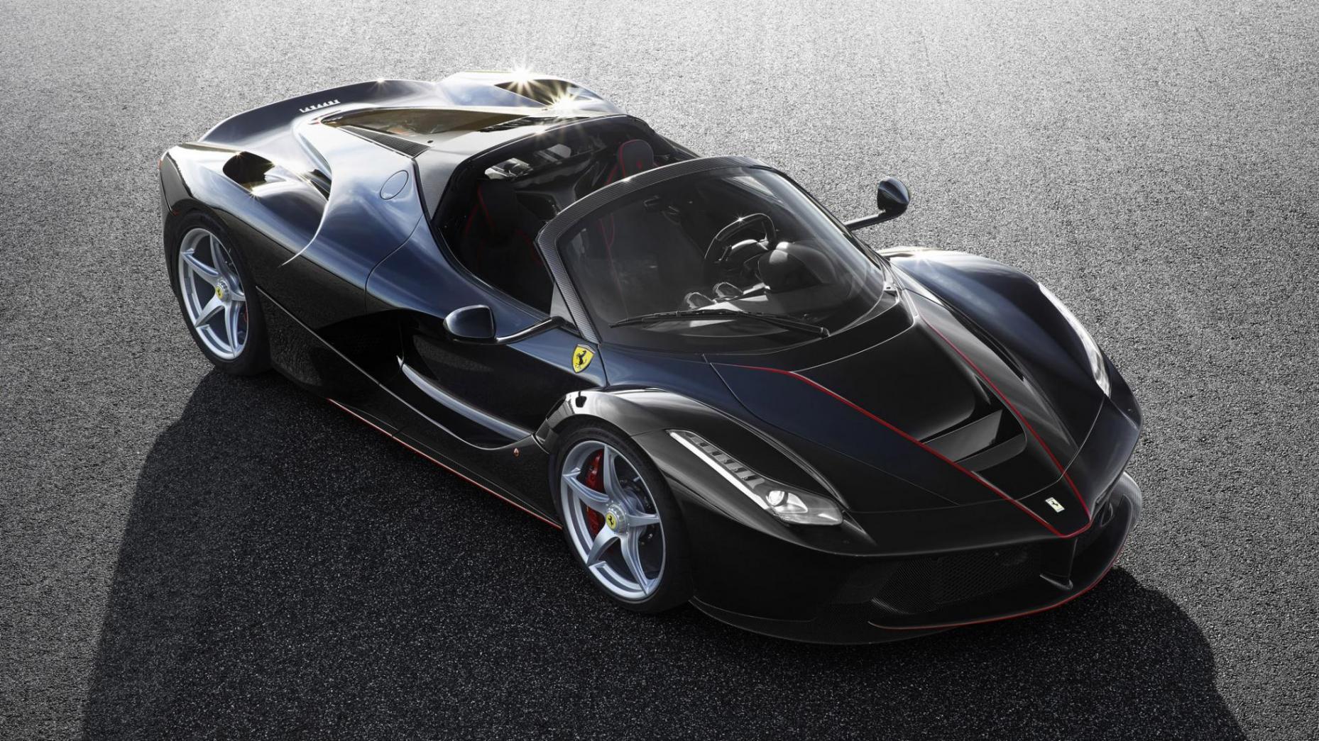 Locul 3. Ferrari La Ferrari...